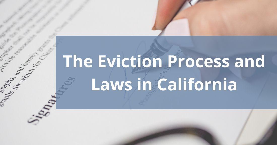 landlord eviction california